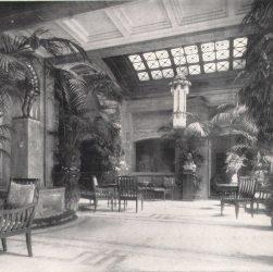 Hotel Adlon: Der wintergarten