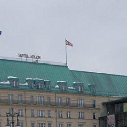 Hotel Adlon und wir