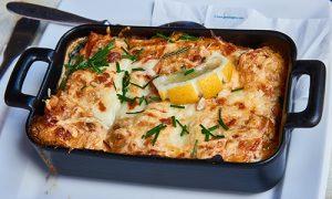 Cordon Bleu Vosges et Lasagne au Saumon