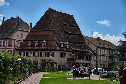 Wissembourg, Alsace