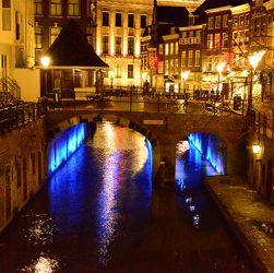 Freizeit-Spaß: Utrecht by Night